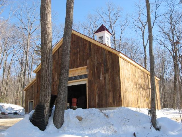 Wolfeboro Nh Maine Mountain Post Amp Beam